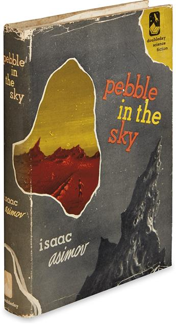 ASIMOV, ISAAC. Pebble in the Sky.