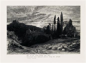 SAMUEL PALMER An English Version of the Eclogues of Virgil.