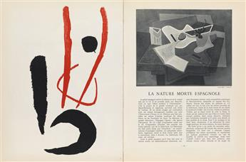 VERVE. Volume 7, number 27/28: Moods and Movements in Art.