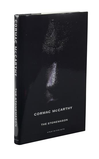 MCCARTHY, CORMAC. The Stonemason.