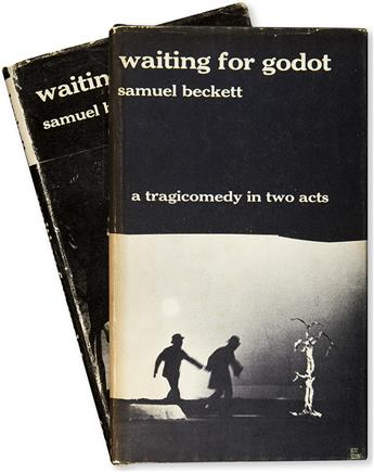 BECKETT, SAMUEL. Waiting for Godot.