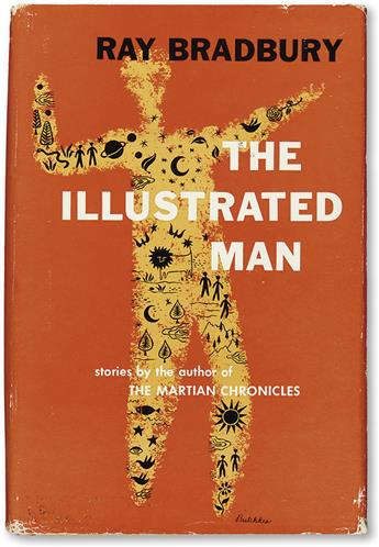 BRADBURY, RAY. The Illustrated Man.