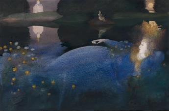 GENNADY SPIRIN. The Sea Kings Daughter.