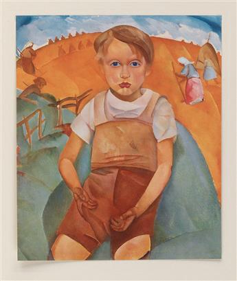 (PERFORMING ARTS / RUSSIA.) Grigorieff, Boris. Visages de Russie.