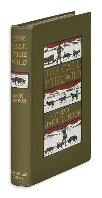 LONDON, JACK. The Call of the Wild.