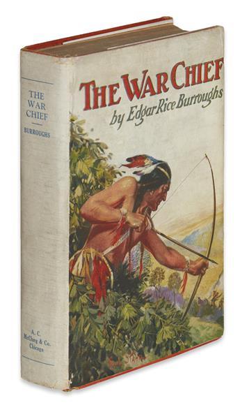 BURROUGHS, EDGAR RICE. The War Chief.