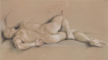 PAUL CADMUS Male Nude (NM 5).