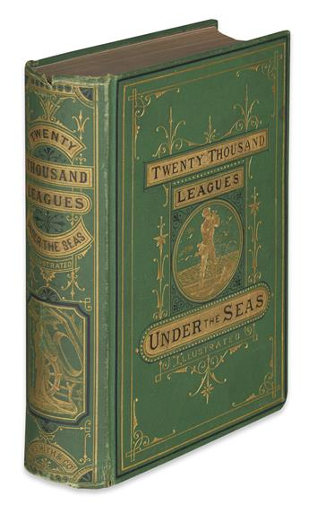 VERNE, JULES. Twenty Thousand Leagues Under the Seas.