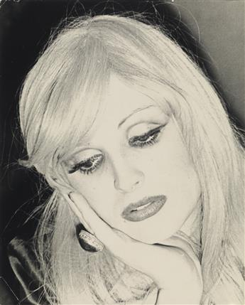 CANDY DARLING (1944-1974)  Personal papers, photographs and various effects of the iconic Warhol superstar.