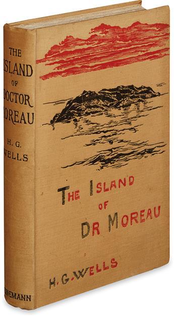 WELLS, H.G. Island of Doctor Moreau.