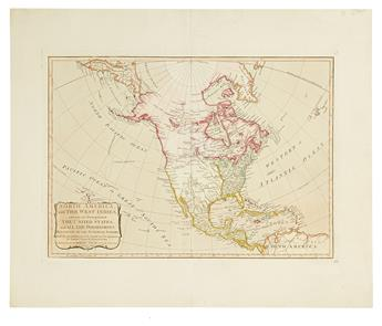 DUNN, SAMUEL. North America, with the West Indies,