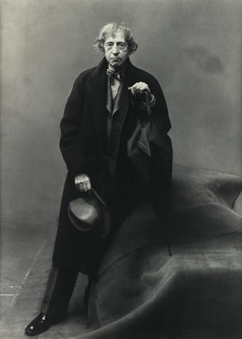 IRVING PENN (1917-2009) John Marin.
