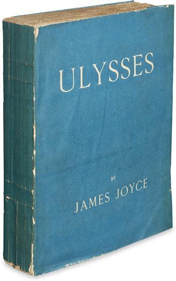 JOYCE, JAMES. Ulysses.