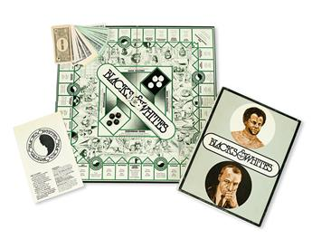 (CIVIL RIGHTS.) Blacks & Whites: The Role Identity & Neighborhood Action Game.