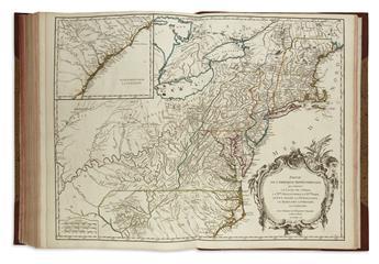 ROBERT de VAUGONDY, GILLES and DIDIER. Atlas Universel.