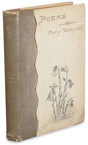 DICKINSON, EMILY. Poems.