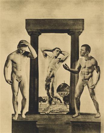 JOHN M. HERNIC.  Real Art Photo Album, No. 1.