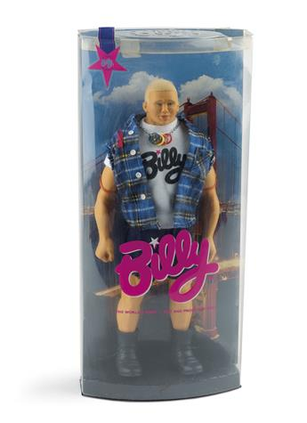 (DOLL/ACTION FIGURE)  Billy: The Worlds First Out and Proud Gay Doll.