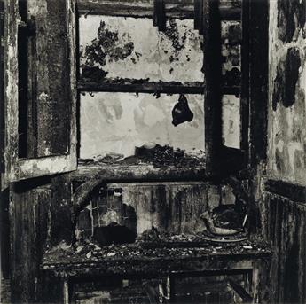 PETER HUJAR (1934-1987) Cupboard, Newark, New Jersey.
