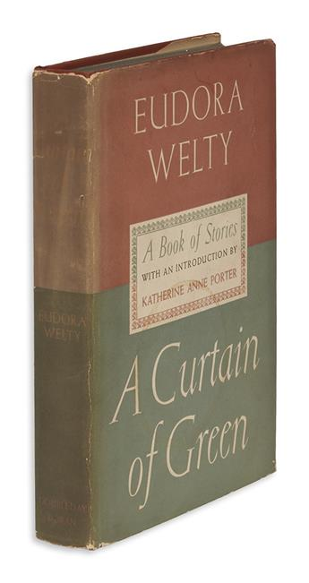 WELTY, EUDORA. A Curtain of Green.