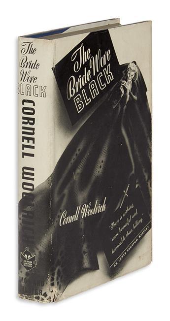 WOOLRICH, CORNELL. The Bride Wore Black.