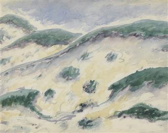 ABRAHAM WALKOWITZ Rolling Dunes.