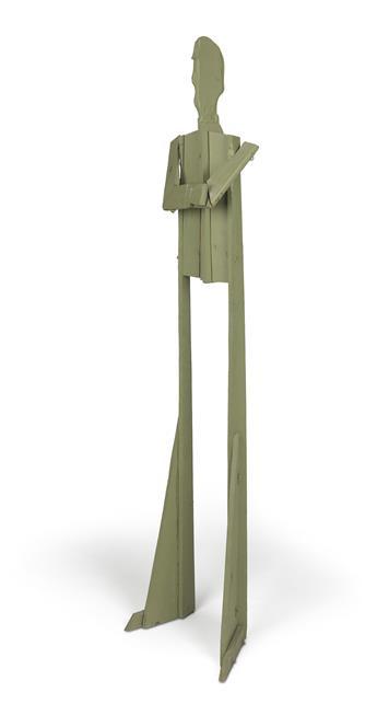WILLIAM DICKEY KING Standing Figure.