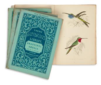 (NATURAL HISTORY.) Adams, H.G. Young Naturalists Library.