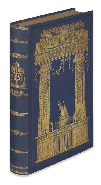 BARTLETT, W.H. The Nile Boat; or, Glimpses of the Land of Egypt.