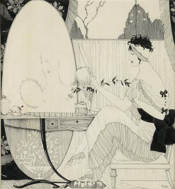 FASHION PAUL IRIBE. 'The Audacious Note of Modernism in the Boudoir.'