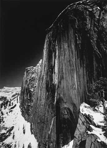 ANSEL ADAMS (1902-1984) Portfolio Three: Yosemite Valley.
