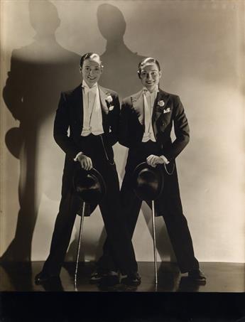HOYNINGEN-HUENE, GEORGE (1906-1999) The Rocky Twins.