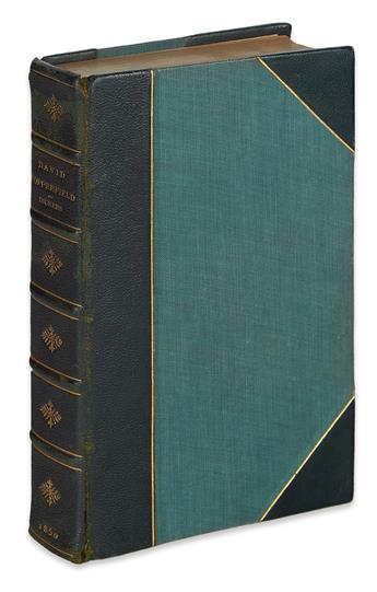DICKENS, CHARLES. The Personal History of David Copperfield.