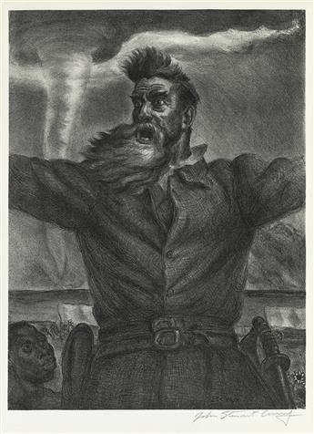 JOHN STEUART CURRY John Brown.