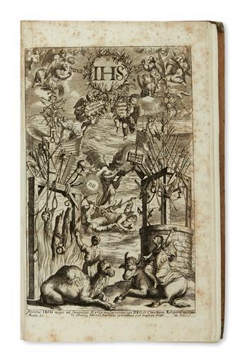 JESUITS.  Tanner, Mathias, S. J. Societas Jesu usque ad sanguinis et vitae profusionem militans.  1675