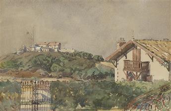 EDWARD BOIT Biarritz.