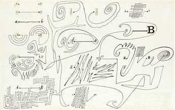 CARTOON SAUL STEINBERG, 12 Biographies / A to B.