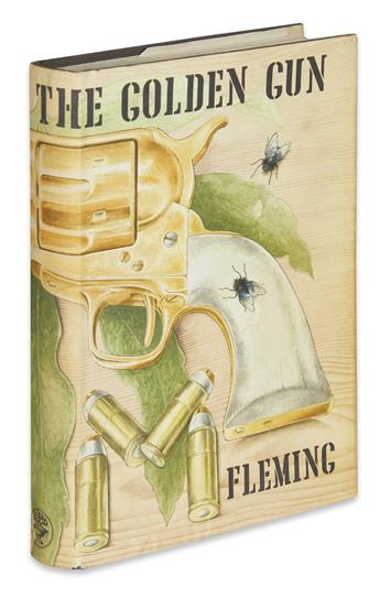 FLEMING, IAN. The Man with the Golden Gun.