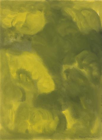 BEAUFORD DELANEY (1901 - 1979) No. 1, Yellow and Green.