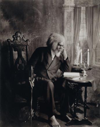 JAMES VANDERZEE (1886 - 1983) Barefoot Prophet.