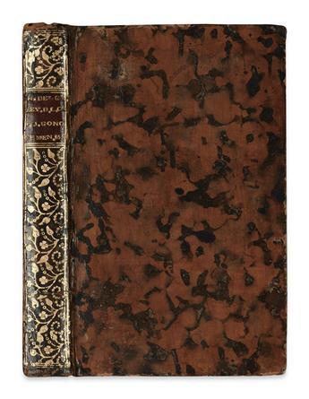 TRAVEL  GONZÁLEZ DE MENDOZA, JUAN. Historia de las Cosas mas notables, Ritos y Costumbres, del gran Reyno de la China.  1596