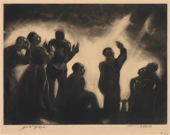 DOX THRASH  (1892 - 1965) Glory Be!