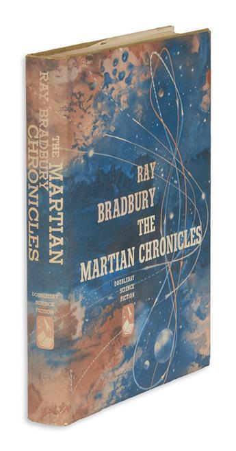 BRADBURY, RAY. Martian Chronicles.