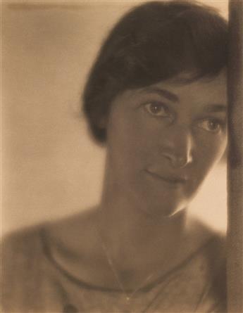 WESTON, EDWARD (1886-1958) Mary Marsh Buff.