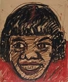 FAITH RINGGOLD (1934 - ) Bessie Blues.