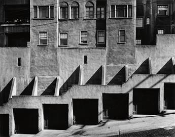 YAVNO, MAX (1911-1985) San Francisco.