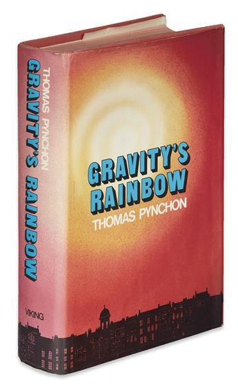 PYNCHON, THOMAS. Gravitys Rainbow.