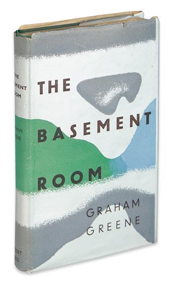 GREENE, GRAHAM. Basement Room.