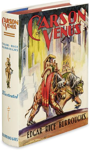 BURROUGHS, EDGAR RICE. Carson of Venus.