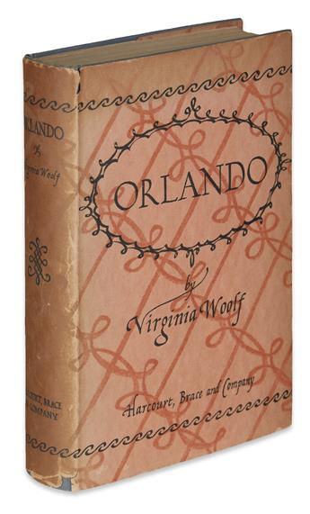 WOOLF, VIRGINIA. Orlando.